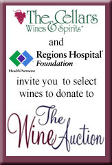Regions Wine Auction